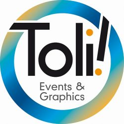 Logo Toli! Events & Graphics GmbH
